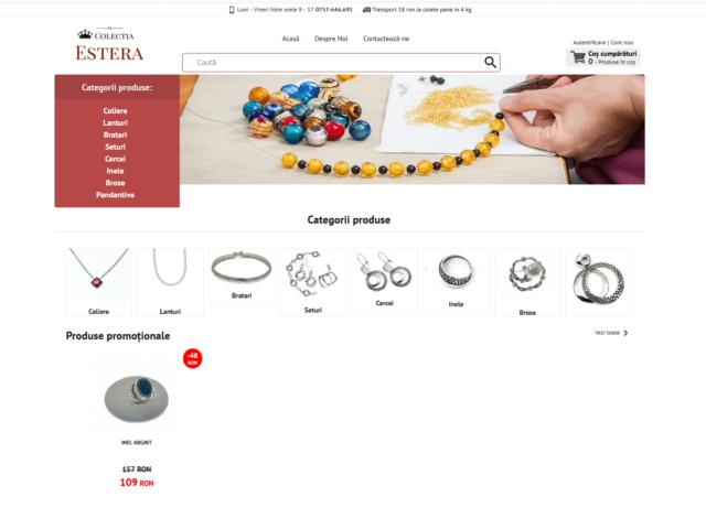 magazin virtual ,site, b2b webshop